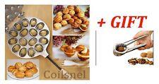 Sweet Pastry Maker Mold Oreshnitsa Орешница Russian Oreshki Nutlets Baker+ Gift