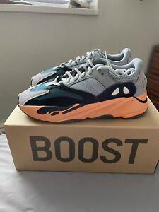 Adidas Yeezy Boost 700 Wash Orange DS Size 9.5 *In Hand*
