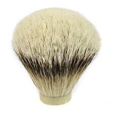 Silvertip Badger Hair Shaving Brush Knot (20mm - 28mm)