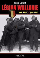 LEGION WALLONIE - LIENARD, ANDRE - NEW HARDCOVER BOOK