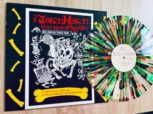"""Die Toten Hosen – """"Unter Falscher Flagge Tour"""" farbiges 12"""" Vinyl / limited"""
