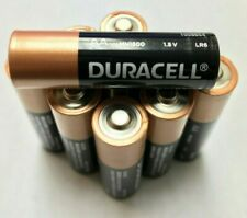 50 AA + 50 AAA Duracell CopperTop Alkaline Battery-1.5V FRESH E 2028 Made in USA