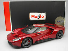 Ford GT (2017) Exclusive Series - Maisto - 1:18 - MA38134BU