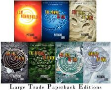 Pittacus Lore LORIEN LEGACIES Series PAPERBACK Collection Set of Books 1-7