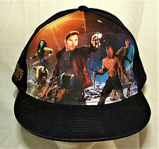 Marvel Comics Guardians of the Galaxy GOTG Baseball Cap Hat New Snap OSFM 2014