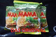 MAMA Suppen 30 x vegetarisch a 60 gr. Instant Nudeln