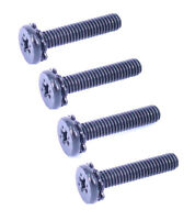 Genuine LG pack of 4 screws for LG TV base stands