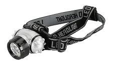 faro delantero 9 LEDS lámpara front manos libres con led