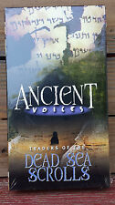 NEW ANCIENT VOICES TRADERS OF THE DEAD SEA SCROLLS VHS TAPE TIME LIFE SEALED PKG
