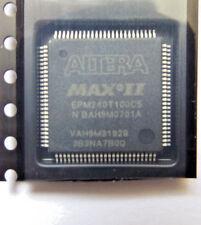 EPM240T100C5 Altera MAXII FLASH, 192, 80 I/O's, TQFP, 100 Pins, 201.1 MHz