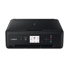 STAMPANTE CANON MFC INK PIXMA TS5050 BLACK 1367C006 A4 3IN1 5INK 12.6IPM, LCD