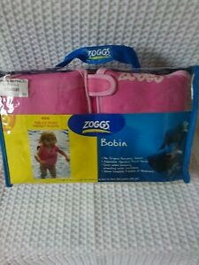 ZOGGS BOBIN ADJUSTABLE PINK SUN PROTECTION FLOAT SUIT 4-5 YRS BRAND NEW