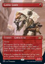Goblin Guide *FOIL*BOX TOPPER* MTG Double Masters Rare EDH