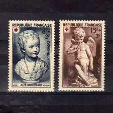 FRANCE Yvert n° 876/877 neuf avec charnière MH