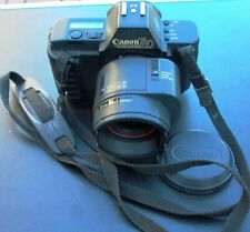 CANON T80 Grey n°119156 Lens Zoom AC 35/70mm 3,5-4,5 +tracolla e cap exc [Japan