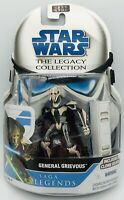 Star Wars The Legacy Collection General Grievous  Saga Legends Hasbro