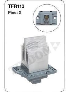 Tridon Heater Fan Resistor For Hyundai Grandeur Tg Santa Fecm 3 Pin (TFR113)