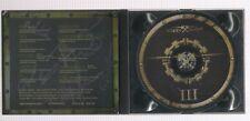 "OBERSCHLESIEN III SIGNED AUTOGRAF RARE OOP CD ""POLISH RAMMSTEIN"" TSA KAT TURBO"