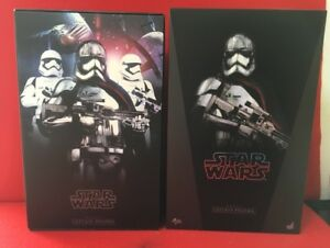 Hot Toys Movie Masterpiece Star Wars THE FORCE AWAKENS Captain Fazuma 1/6 Figure