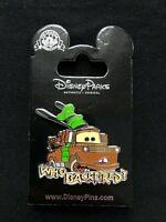 Disney Parks Pin Trading Cars Mator Goofy Who Backfired?