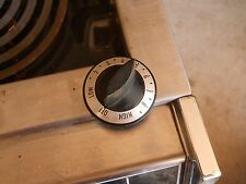 Thermador cooktop knob