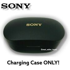 Sony WF-1000XM4 Wireless Headphones - Replacement CHARGING CASE ONLY - Black