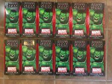 12 Marvel Heroes Hulk Booster Pack For HyperScan Game System