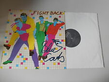 LP rock BLUE CATS-Fight Back (16) canzone Rockhouse Rockabilly