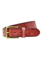 "Burton Brown Casual Belt Bonded Leather 34 - 38"""