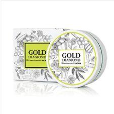 [Miskin] GOLD DIAMOND HONEY GREEN TEA HYDRO GEL EYE PATCH / Korean Cosmetics