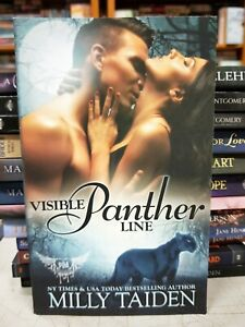 Visible Panther Line by Milly Taiden - paperback