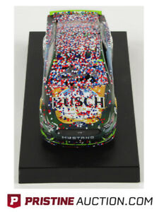 Kevin Harvick Signed 2019 NASCAR #4 Texas Win Raced Version - 1:24 Diecast Car