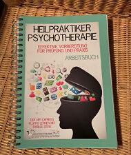 Sybille Disse  Heilpraktiker Psychotherapie Arbeitsbuch