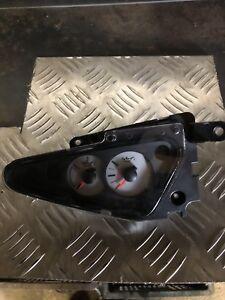 Ford Focus St170 Oil Pressure And Temperature Gauges