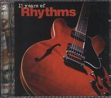 15 Years Of Rhythms - Various Artists 2CD (shock)