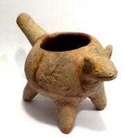 VASE PRECOLOMBIEN CALIMA - COLOMBIA 500 BC / 200 AD PRE-COLUMBIAN VESSEL