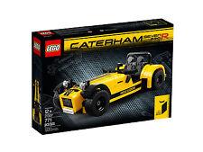 LEGO Ideas - 21307 Caterham Seven 620R - Neu & OVP