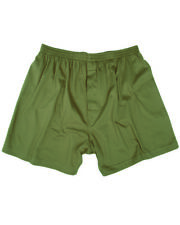 Camouflage BOXER SHORTS OLIVE SIZE 3XL US Army Underpants Underwear