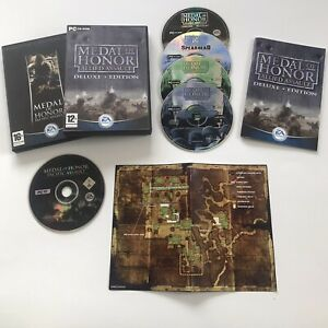 MEDAL OF HONOR: Allied Assault Deluxe Edition + Pacific Assault PC gaming bundle