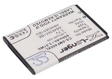 Li-ion Battery for Samsung Star II Preston S5600 GT-C3322 Player Light Chat 322