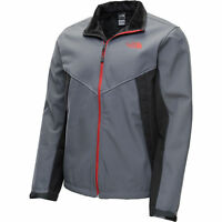 Look! Brand New The North Face Apex Chromium Jacket Coat Mens Grey Large Size L