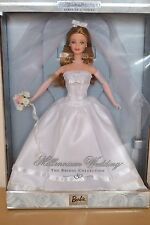 2000 Collector Edition The Bridal Collection du Millénaire de Mariage Barbie