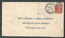 1942 COVER PREXY 6c #811 SOLE USAGE ON AIRMAIL COVER