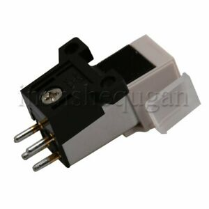 Phono Cartridge Fixed 10mm Hole Distance for Turntable Stylus Replacement