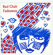 """indie /psych  UK: RED CHAIR FADEAWAY: Kingcup  - 7"""" USA 1995"""