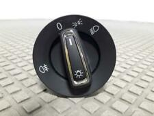2015 Volkswagen Polo 6R 2014 On Headlamp Headlight Switch