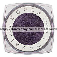 L'OREAL* 24hr Wear INFALLIBLE EYE SHADOW Tub NEW! Luminous Color *YOU CHOOSE*