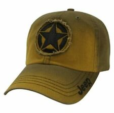 Jeep® 3D Star Olive Green Cap