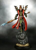Warhammer 40K Eldar Aeldari Dawn of War Farseer Custom Proxy model Limited