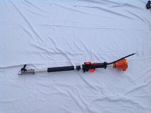 long reach petrol Hedge Trimmer /saw, spare part MOTOR SHAFT 26mm tube 9-splines